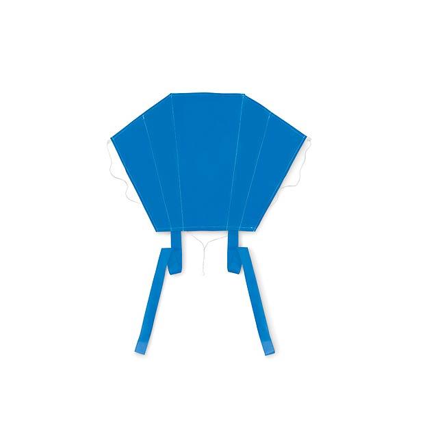 Drak pro děti - Fly - královsky modrá