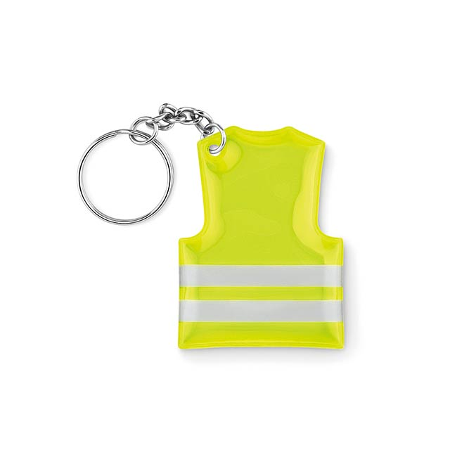 Keyring with reflecting vest - MO9199-70 -