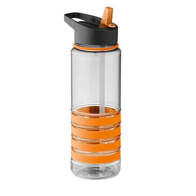 Tritanová láhev 750 ml - Ringo - oranžová