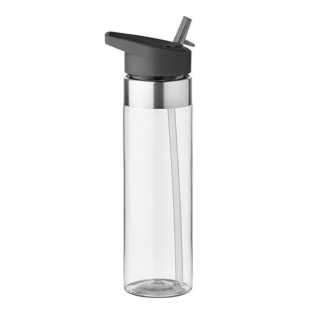 Tritanová láhev 650 ml - Sicilia - transparentní