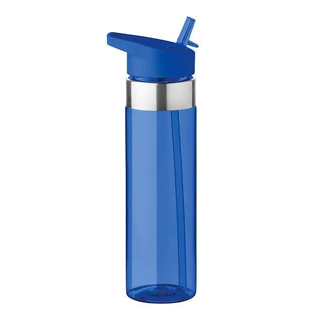 Tritanová láhev 650 ml - Sicilia - transparentní modrá
