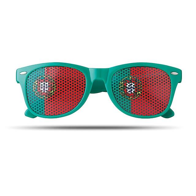 Sluneční brýle s vlajkami - Flag Fun -