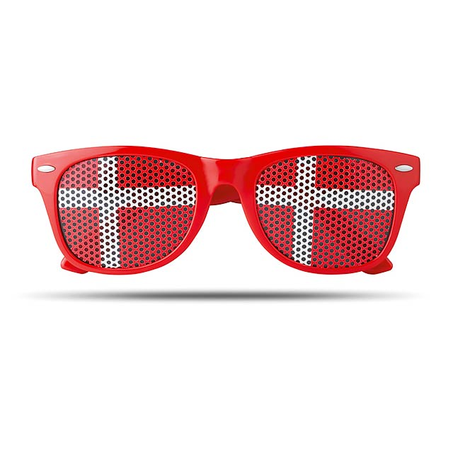 Sluneční brýle s vlajkami - Flag Fun - multicolor