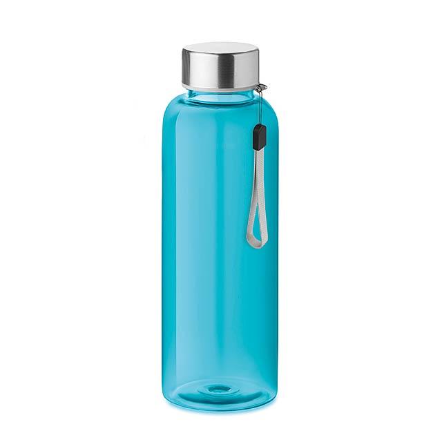 Tritanová lahev 500 ml - UTAH - transparentní modrá