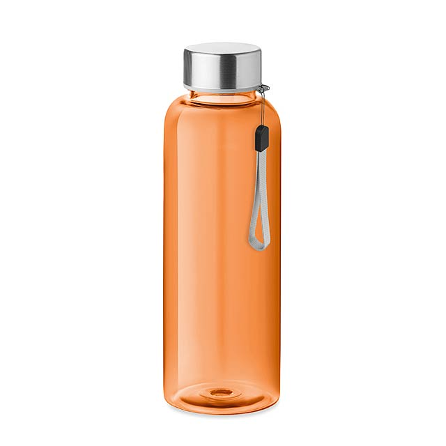 Tritanová lahev 500 ml - UTAH - transparentní oranžová
