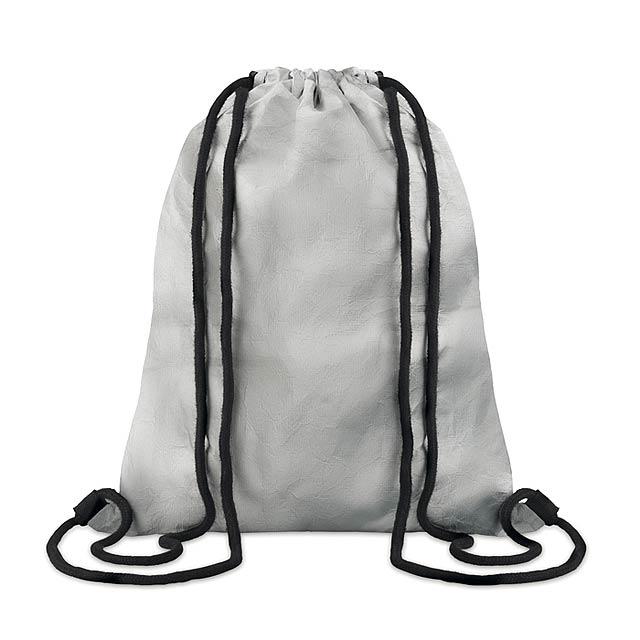 Tyvek® batoh se šňůrkami - SILVER TYSHOOP - stříbrná