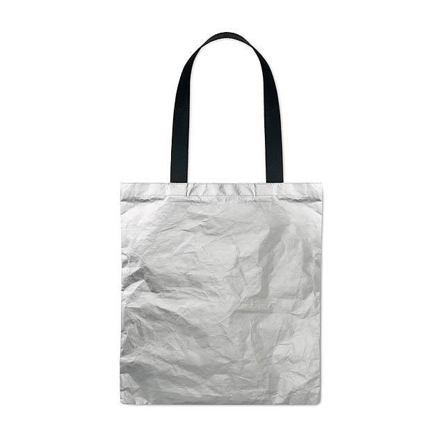 Tyvek® nákupní taška - SILVER TYTOTE - stříbrná