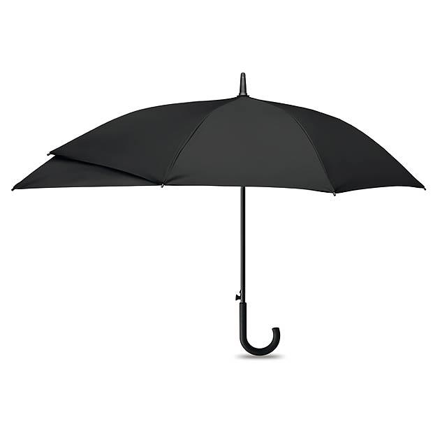Deštník k batohu - BACKBRELLA - černá
