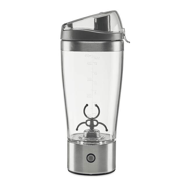 Sportovní mixér 450 ml - BLENDY - stříbrná