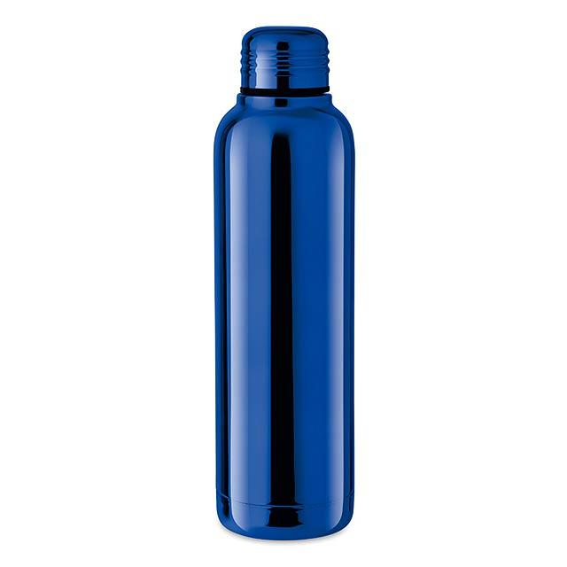 Dvoustěnná termoska - BOREAL - královsky modrá