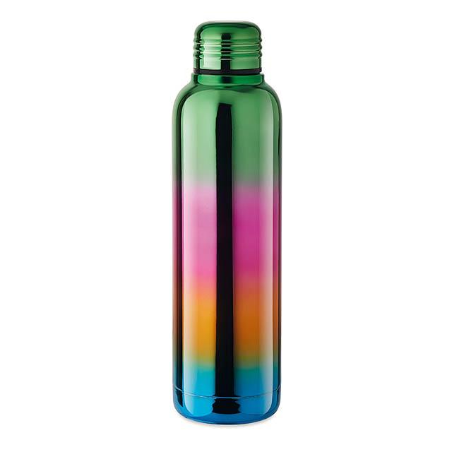 Dvoustěnná termoska - BOREAL - multicolor