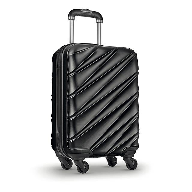 DUBAI - Kufr na kolečkách              - černá