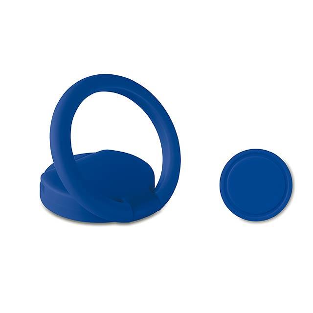 RING - Držák na telefon               - královsky modrá