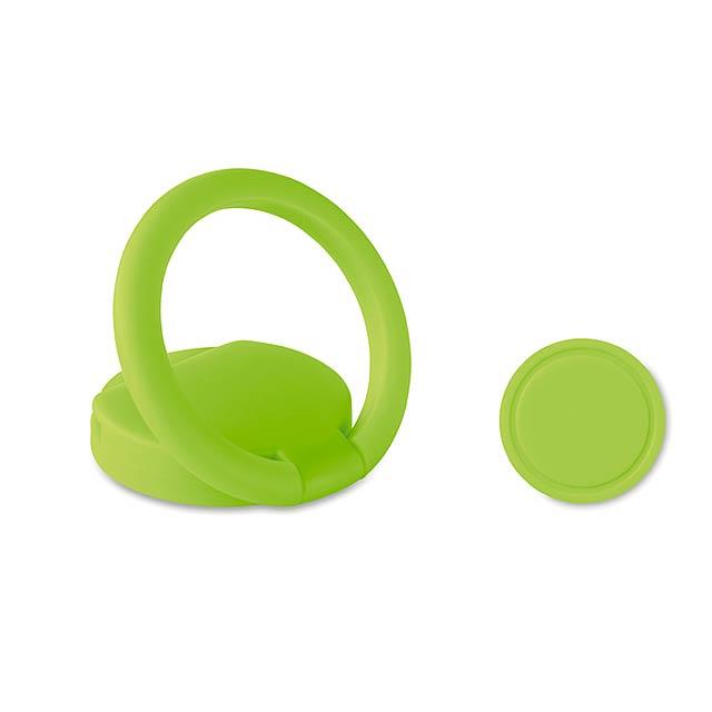 RING - Držák na telefon               - citrónová - limetková