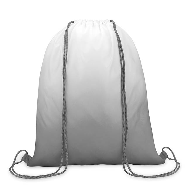 FADE BAG - Batoh se šňůrkami              - šedá