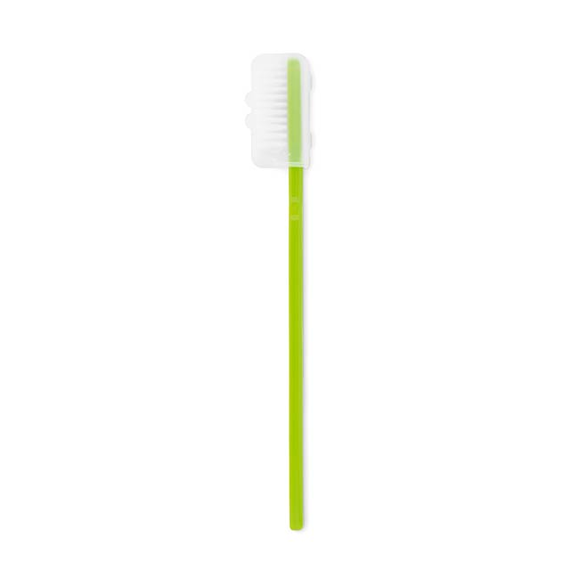 Toothbrush with cap            MO9562-48 - lime