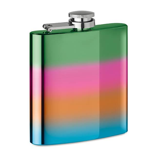 SLIMMY FLASK + - Placatka                       - multicolor