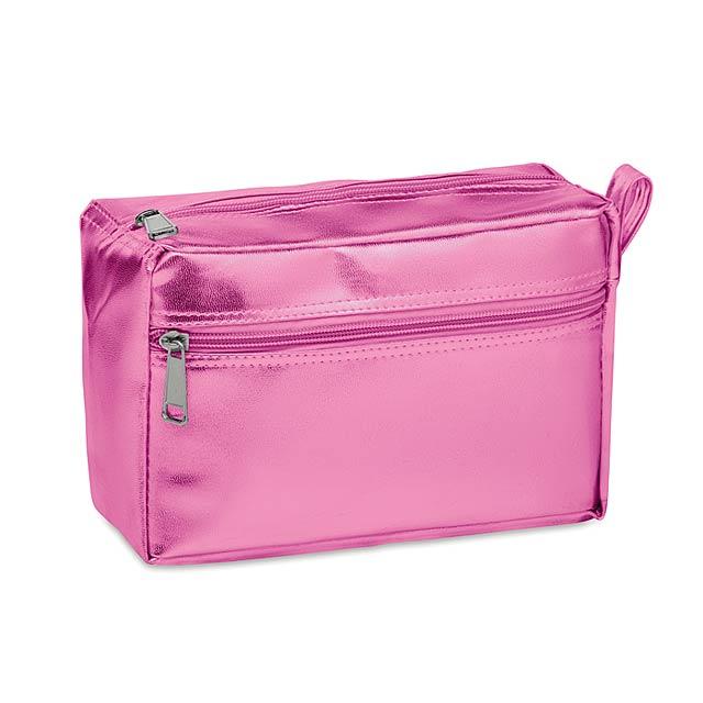 SILENE - Kosmetická taštička            - růžová