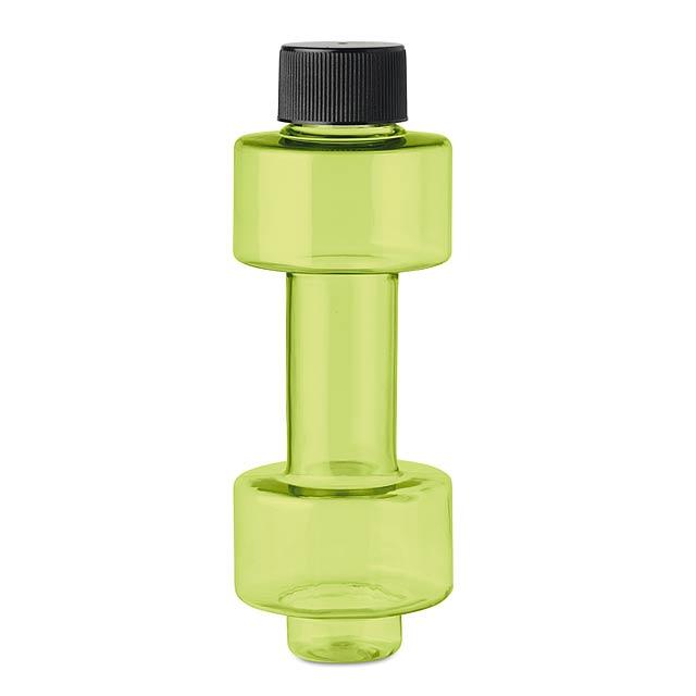 PESO BOTTLE - Láhev na pití                  - transparentní citrónová