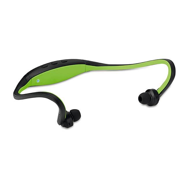 CINTAPHONE - Bluetooth sluchátka            - citrónová - limetková