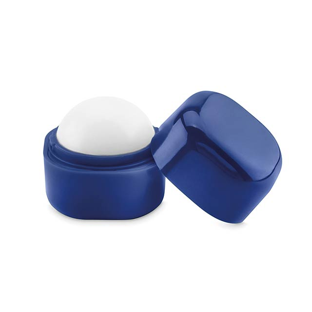 Lip balm in cube box           MO9586-04 - blue