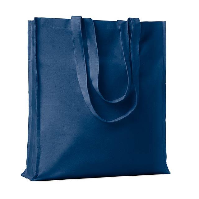 PORTOBELLO - Nákupní taška                  - modrá