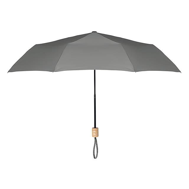 TRALEE - Skládací deštník               - šedá