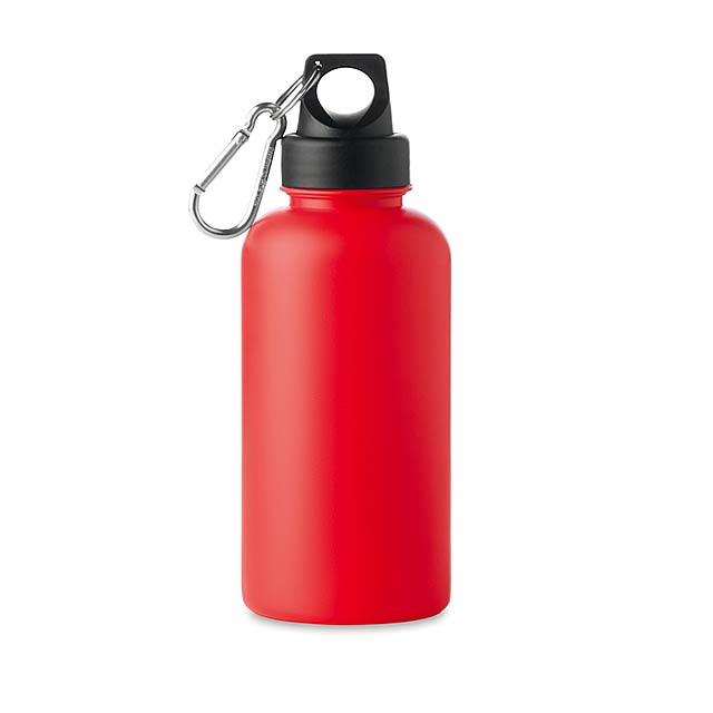 PE MOSS - PE láhev                       - červená