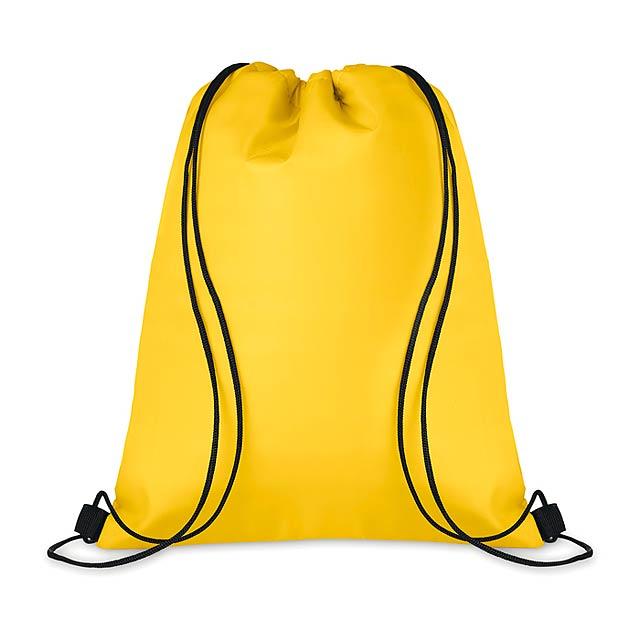 COOLTAS - Stahovací chladící batoh       - žlutá