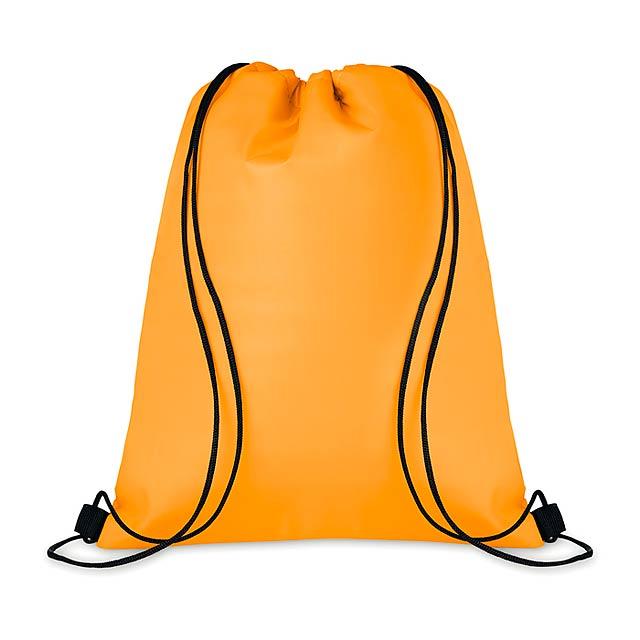 COOLTAS - Stahovací chladící batoh       - oranžová