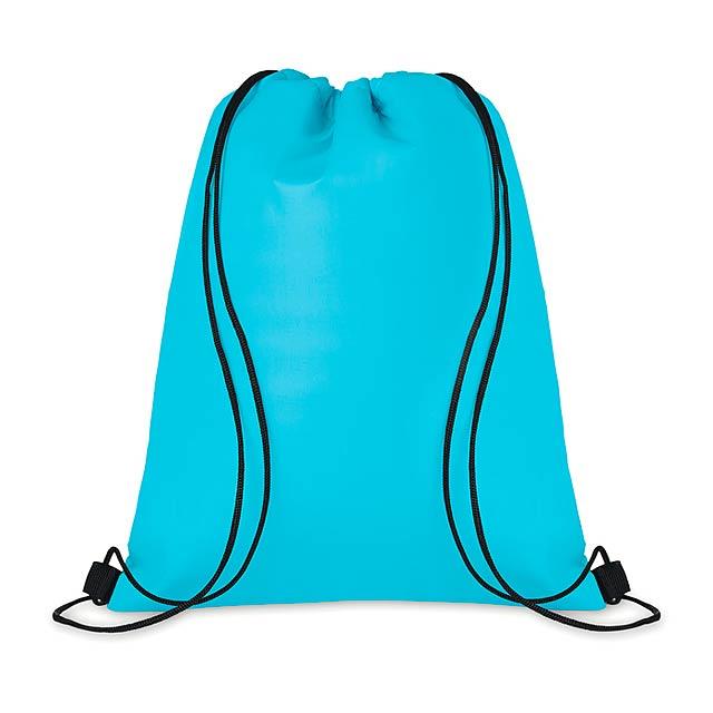 COOLTAS - Stahovací chladící batoh       - tyrkysová