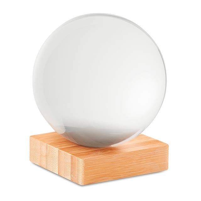 BEIRA BALL - Křišťálová koule               - transparentní