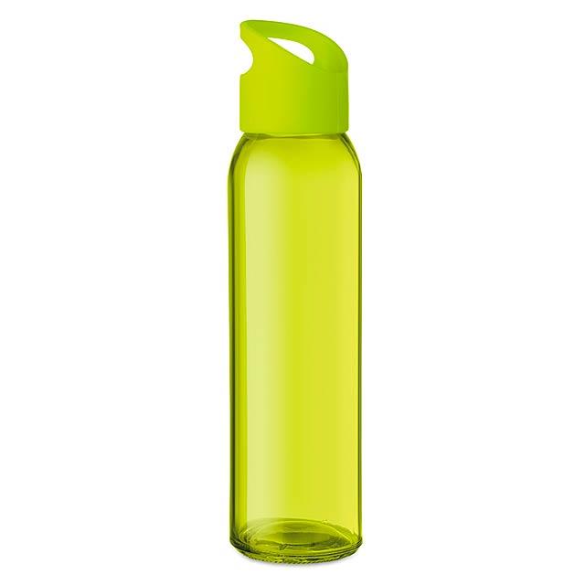 PRAGA - Skleněná láhev 470ml           - citrónová - limetková