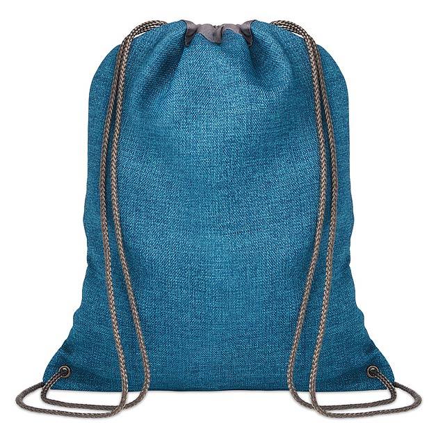TOCAYO - Stahovací batoh  - modrá