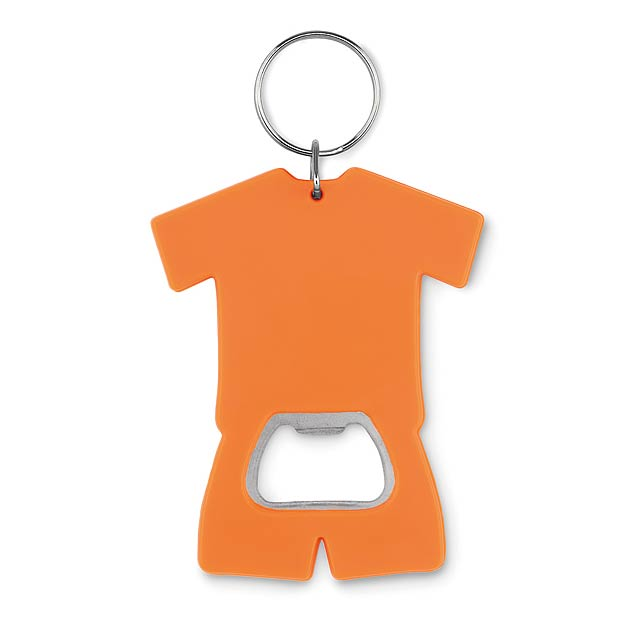 CAMIS KEY - Otvírák a přívěsek  - oranžová