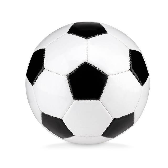 MINI SOCCER - Malý fotbalový míč  - bílá/černá