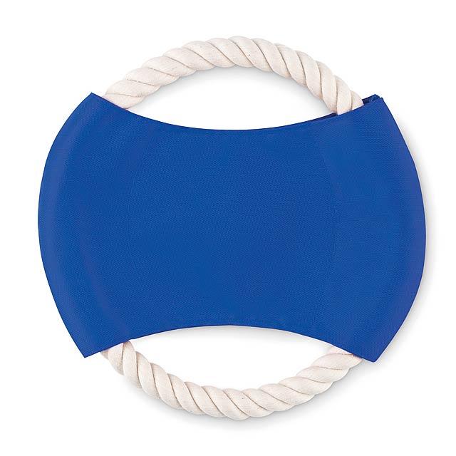 DOGBEE - Frisbee pro psy  - modrá