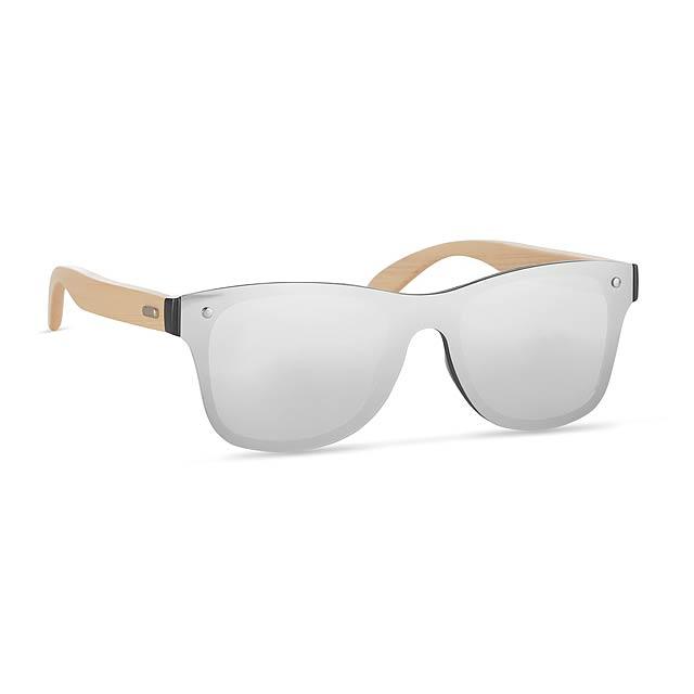 ALOHA - Sluneční brýle  - stříbrná lesk