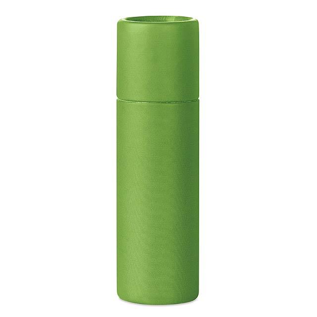 PAPER GLOSS - Lůj na rty v kartonovém obale  - zelená