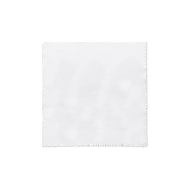 RPET CLOTH - Čistící hadřík z RPET  - bílá