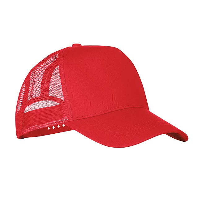 CASQUETTE - Baseball cap  - červená