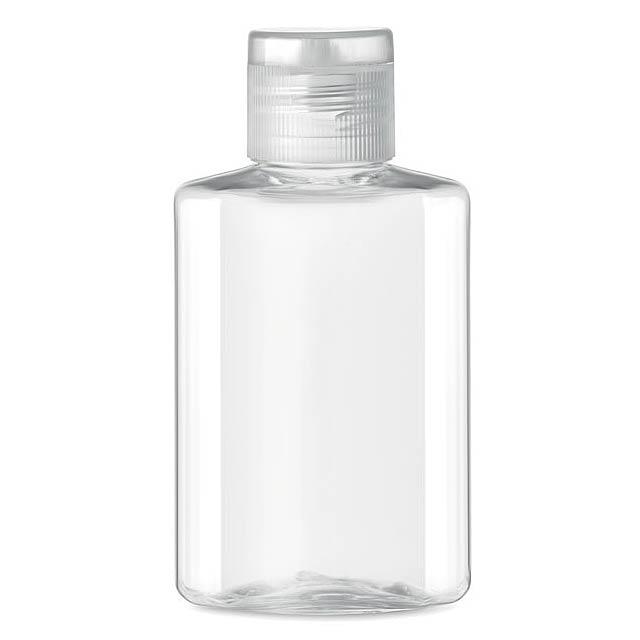 FILL IT UP – lahvička 80 ml - transparentná