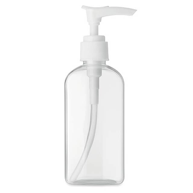 FILL IT 100  – lahvička 100 ml - transparentná