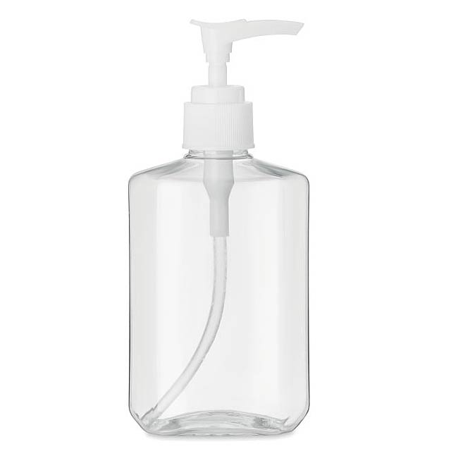 FILL IT 200 -  – lahvička 200 ml - transparentná