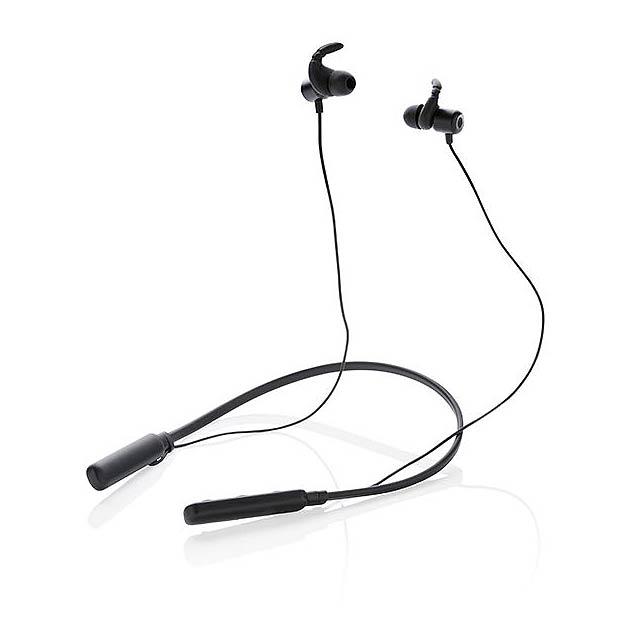 Bezdrátová sluchátka do uší Axl - černá