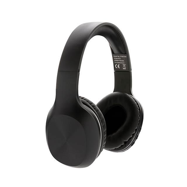 Bezdrátová sluchátka Jam - černá