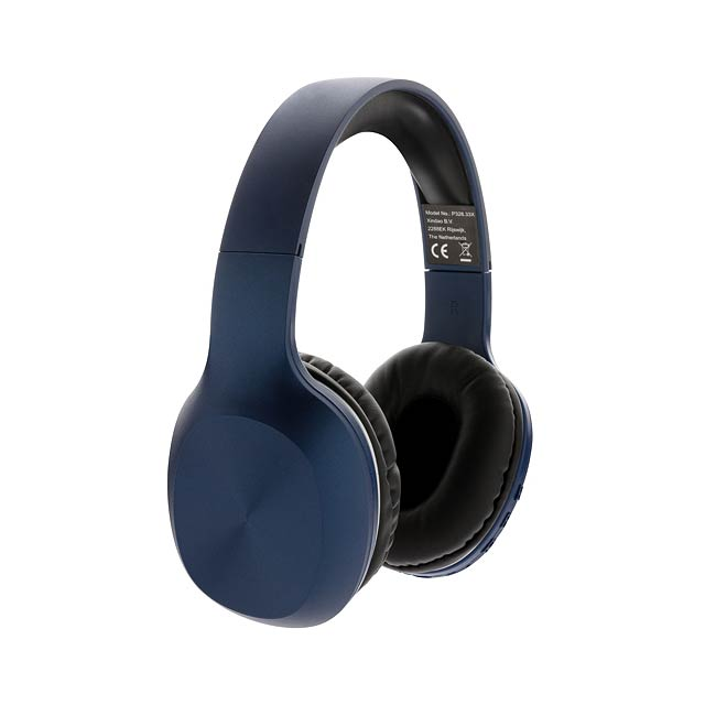 Bezdrátová sluchátka Jam - modrá
