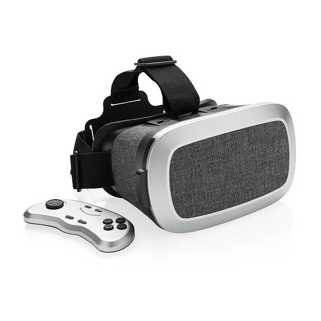 VR brýle Vogue, šedá - šedá