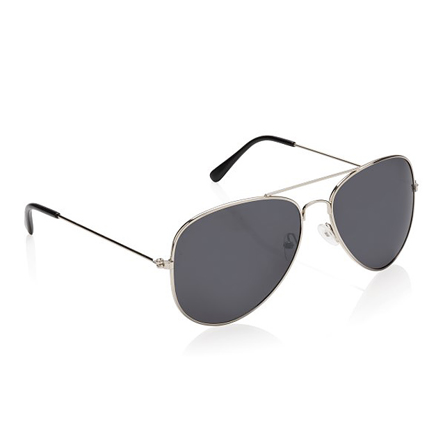 """Sluneční brýle """"pilotky"""", stříbro - stříbrná"""