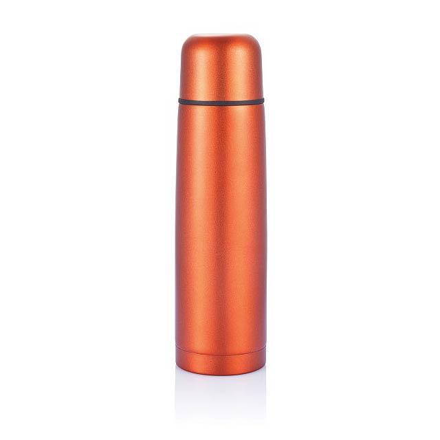 Nerezová termoska - oranžová f5e6b7ed0ac